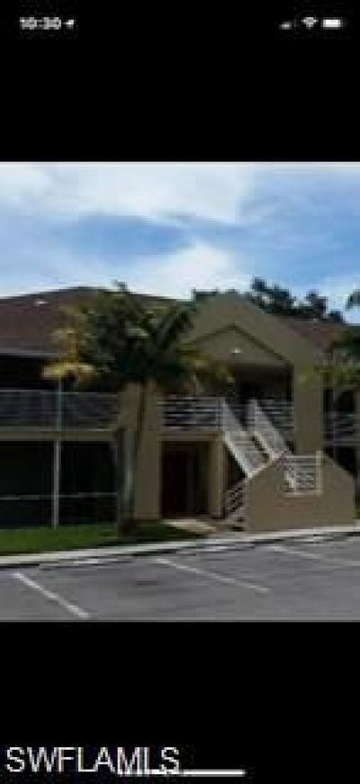 Estero Condo/Townhouse For Sale: 3100 Seasons Way #103