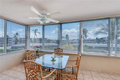 Condo/Townhouse For Sale: 3410 N Gulf Shore Blvd #303