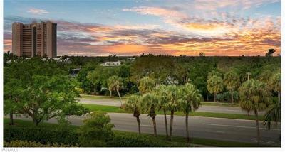 Condo/Townhouse For Sale: 6300 Pelican Bay Blvd #A-405