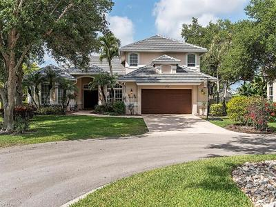 Naples Single Family Home For Sale: 4638 Turnstone Ct