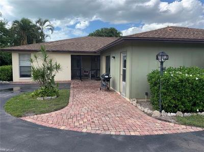Single Family Home For Sale: 3632 Boca Ciega Dr #B-8