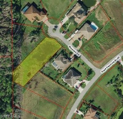 Naples Residential Lots & Land For Sale: 18181 Baywood Dr