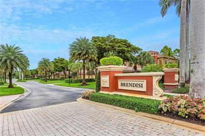 Condo/Townhouse For Sale: 29140 Brendisi Way #1101