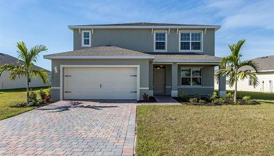 Cape Coral Single Family Home For Sale: 3410 Cancun Ct