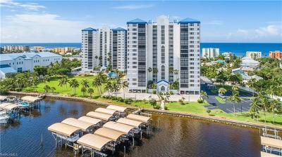 Fort Myers Beach Condo/Townhouse For Sale: 4745 Estero Blvd #1505