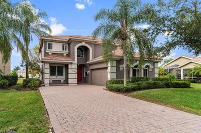 Estero Single Family Home For Sale: 9804 Springlake Cir