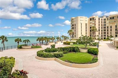 Condo/Townhouse For Sale: 3115 N Gulf Shore Blvd #209S