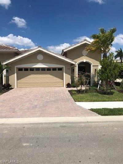 Fort Myers Single Family Home For Sale: 15160 Cortona Way