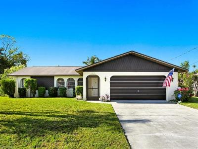Cape Coral Single Family Home For Sale: 1450 SE 13th St
