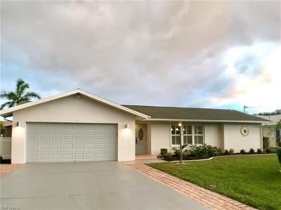 Cape Coral Single Family Home For Sale: 2014 SE 29th Ln
