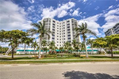 Fort Myers Beach Condo/Townhouse For Sale: 4183 Bay Beach Ln #3P1
