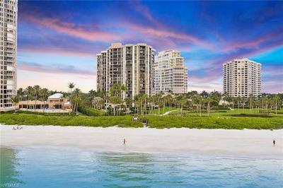 Condo/Townhouse For Sale: 4551 N Gulf Shore Blvd #1800