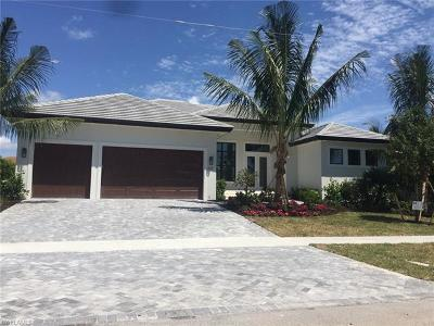 Marco Island Single Family Home For Sale: 337 Waterleaf Ct