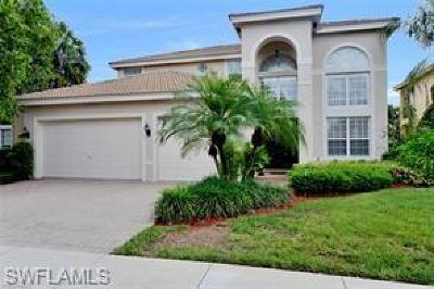 Naples Single Family Home For Sale: 2246 Campestre Ter