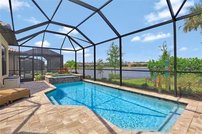 Naples Single Family Home For Sale: 9405 Terresina Dr