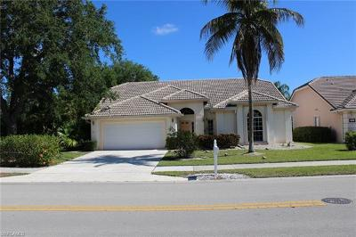 Naples Single Family Home For Sale: 1800 Piccadilly Circus Cir