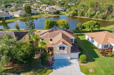 Estero Single Family Home For Sale: 23033 Marsh Landing Blvd