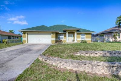 Naples Single Family Home For Sale: 3089 SW 50th Ln