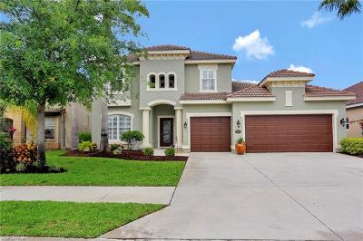 Fort Myers Single Family Home For Sale: 2827 Via Piazza Loop