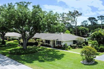 Single Family Home For Sale: 58 Glades Blvd #1