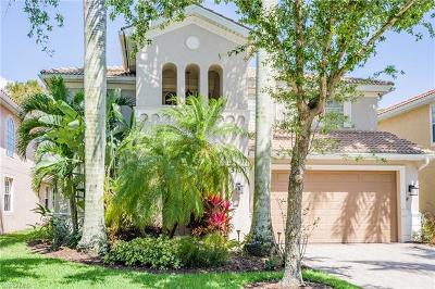 Single Family Home For Sale: 5730 Lago Villaggio Way
