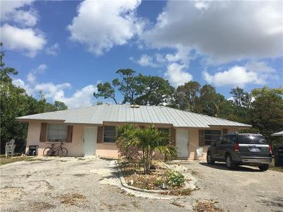 Bonita Springs Multi Family Home For Sale: 3510 Brink Cir
