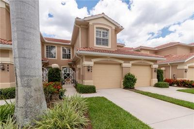 Estero Condo/Townhouse For Sale: 23570 Wisteria Pointe Dr #604
