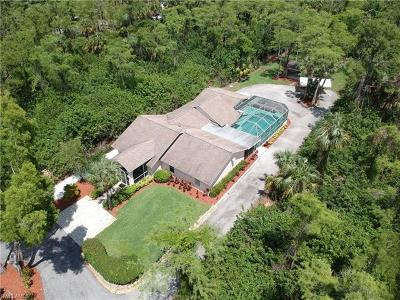 Naples Single Family Home For Sale: 880 SW 23rd St