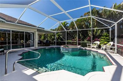 Marco Island Single Family Home For Sale: 274 Sand Hill St