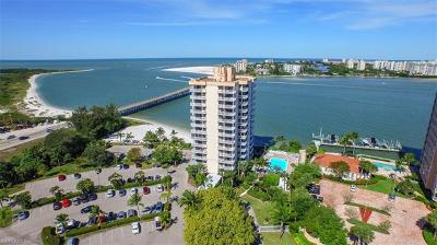 Fort Myers Beach Condo/Townhouse For Sale: 8701 Estero Blvd #505