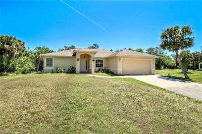 Naples Single Family Home For Sale: 290 SW 17th St