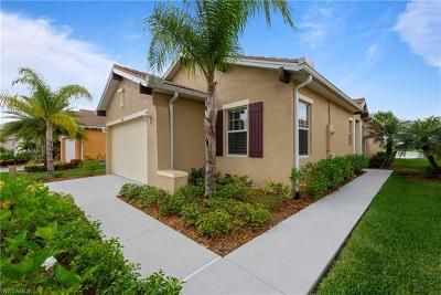 Fort Myers Single Family Home For Sale: 10359 Materita Dr