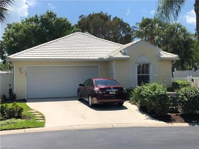 Naples Single Family Home For Sale: 1254 Silverstrand Dr
