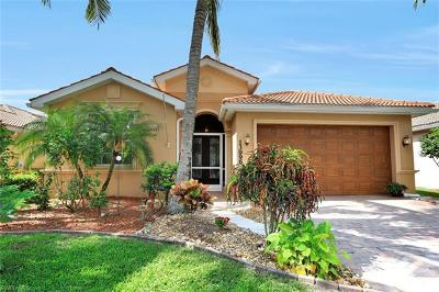 Naples Single Family Home For Sale: 13996 Mirror Dr