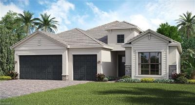 Fort Myers Single Family Home For Sale: 11993 Bay Oak Dr