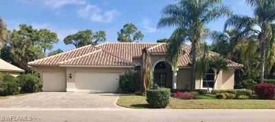 Bonita Springs Single Family Home For Sale: 3480 Cassia Ct