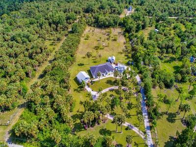 Naples Single Family Home For Sale: 1330 Rock Rd