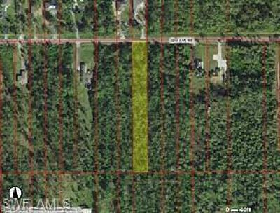 Naples Residential Lots & Land For Sale: Xxxx NE 22nd Ave