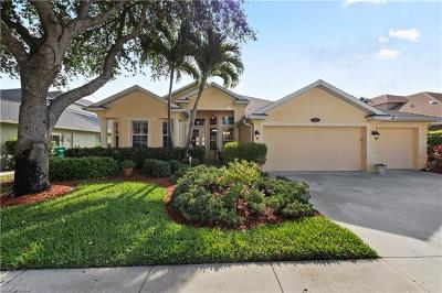 Naples Single Family Home For Sale: 240 Backwater Ct