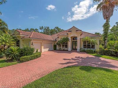 Naples Single Family Home For Sale: 3863 Midshore Dr