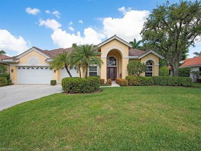 Naples Single Family Home For Sale: 4841 Shearwater Ln