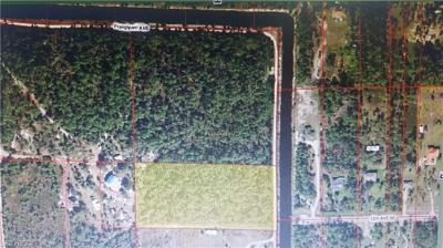 Naples Residential Lots & Land For Sale: Frangipani Ave