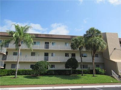 Naples Condo/Townhouse For Sale: 1022 Manatee Rd #D104