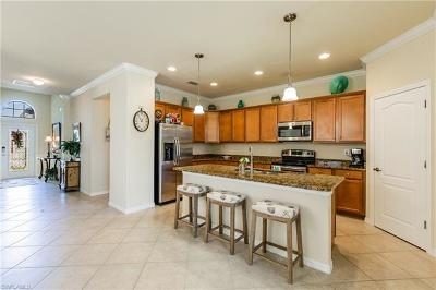 Naples Single Family Home For Sale: 3619 Treasure Cove Cir