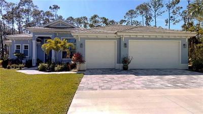 Bonita Springs Single Family Home For Sale: 25630 Stillwell Pky