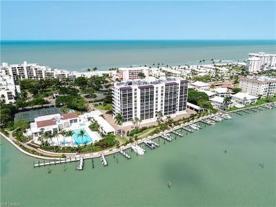 Condo/Townhouse For Sale: 2400 N Gulf Shore Blvd #104