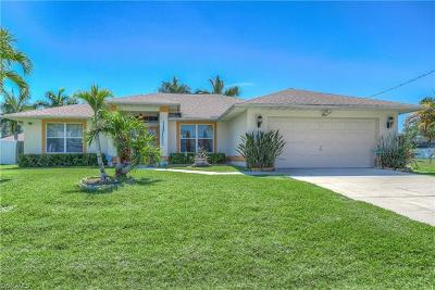 Cape Coral Single Family Home For Sale: 834 SW 4th Ave