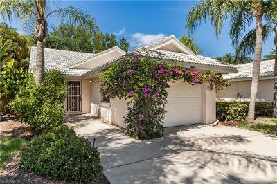 Naples Single Family Home For Sale: 4886 Europa Dr