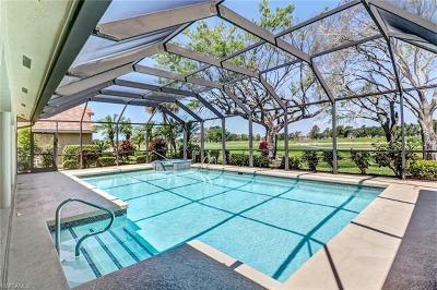 Naples Single Family Home For Sale: 275 Monterey Dr