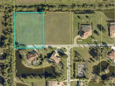 Bonita Springs Residential Lots & Land For Sale: 12280 Casals Ln